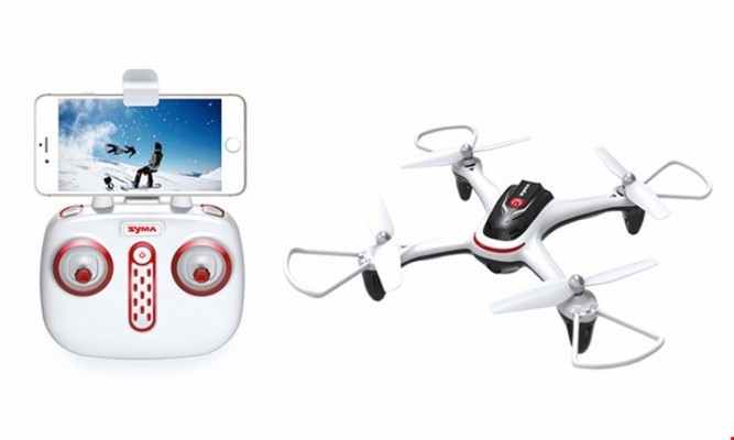 Drone FPV Syma X15W