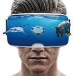 Gafas Realidad Virtual de drone submarino PowerRay