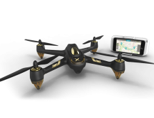Drone FPV Hubsan X4 H501A WiFi WayPoints