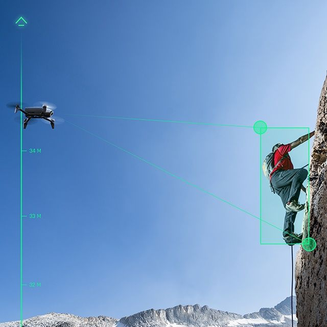 Drone Parrot Bebop 2 con funcion GPS