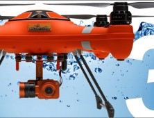 Drone impermeable Splash Drone 3