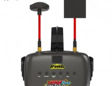 Gafas Eachine D2 VR Pro para drones de carreras FPV