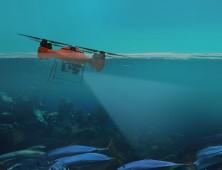 Splash Drone 3 con camara sumergible