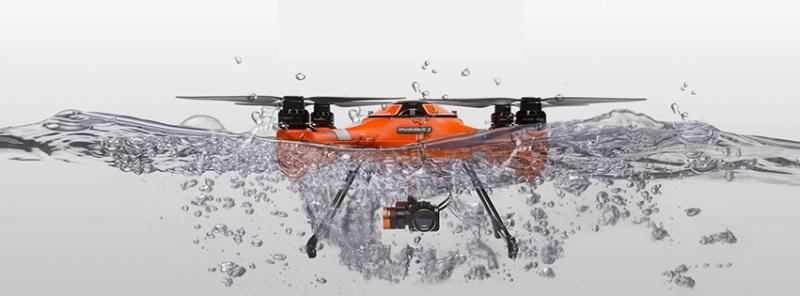 Splash Drone 3 version Auto