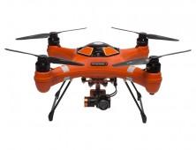 Splash Drone 3 version Auto video 4k