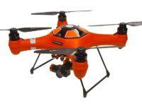Splash drone 3 videos a 4k en cualquier climatologia