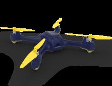 UAV FPV Hubsan H507A GPS WayPoints