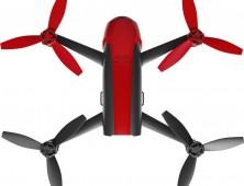 UAV Parrot Bebop 2 color rojo