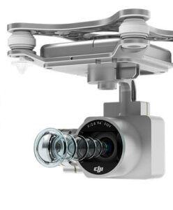 camara 4k del drone DJI Phantom 3 SE