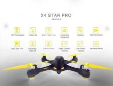 caracteristicas del drone FPV Hubsan H507A GPS