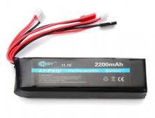 Bateria lipo emisora hubsan