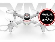Mejor drone para empezar Syma X15 Manual Español