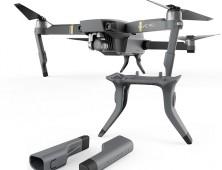 Set Extension tren de aterrizaje y lamparas Led para drone DJI Mavic Pro