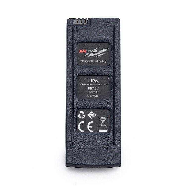 Bateria LiPo 550mAh 7.6V para Drone Hubsan X4 H507A