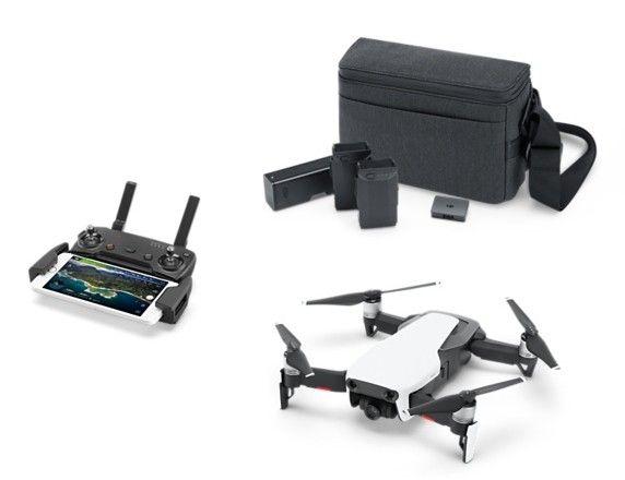 🥇 DJI Mavic Air Fly More combo - Tienda de drones Madrid
