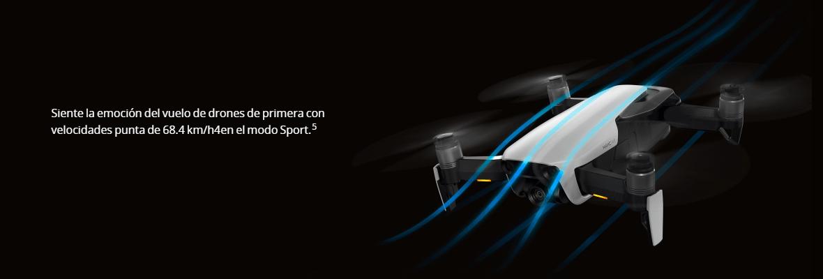 Drone FPV Mavic Air mas veloz