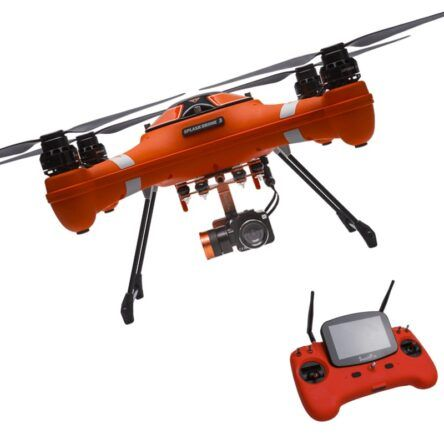 Portada Splash Drone Auto