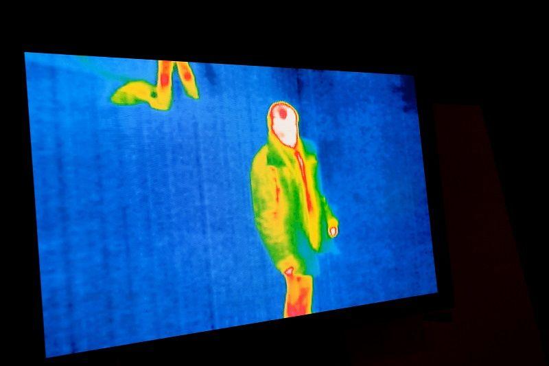 camara termica Yuneec CGO ET para el rescate