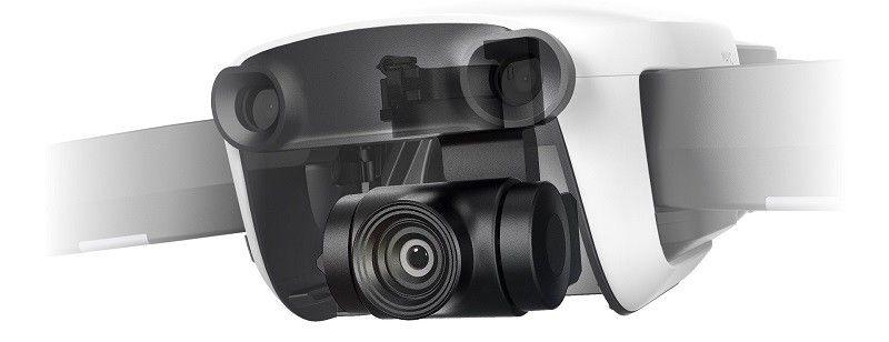 drone FPV Mavic Air con gimbal de 3 ejes