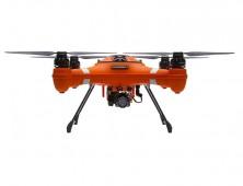 Splash drone 3 para pesca y rescate marino
