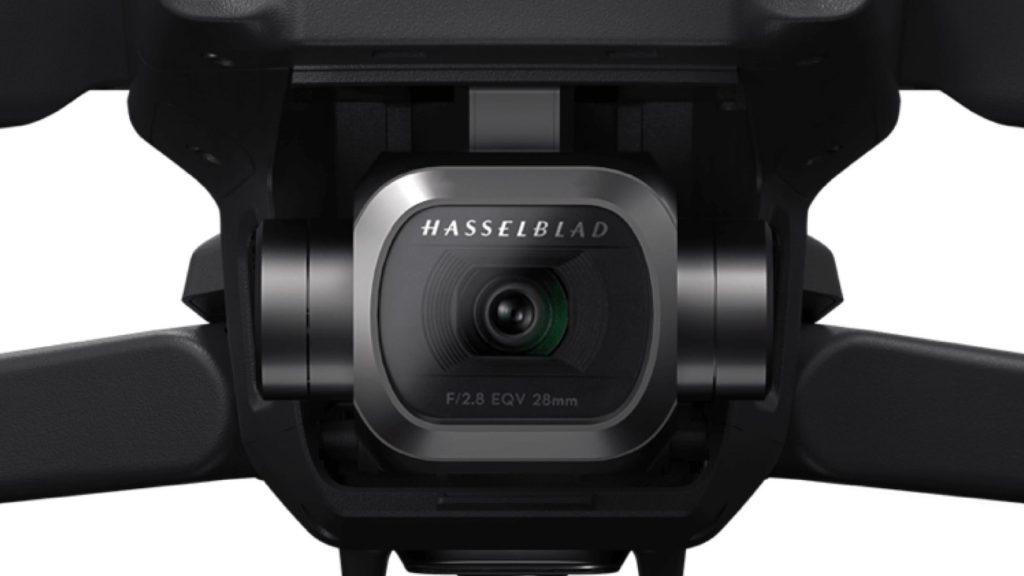 camara hasselblad L1D-20C del dron DJI Mavic 2 Pro