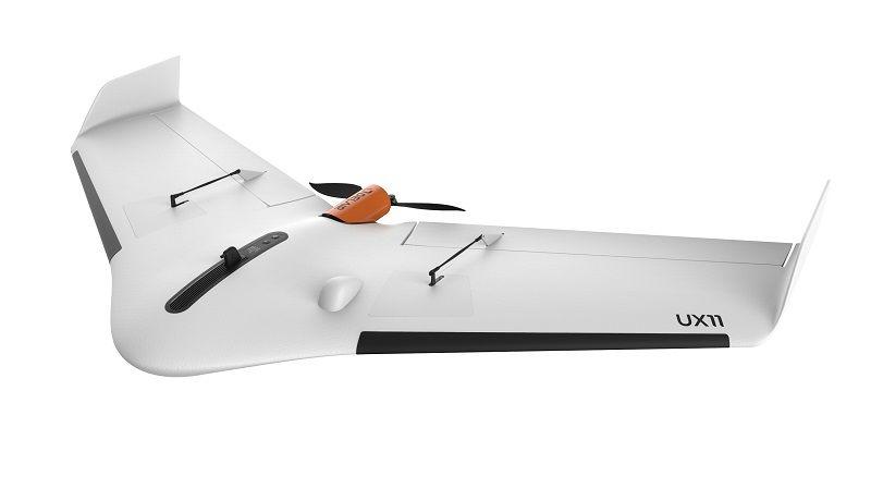 drone industrial Delair UX11