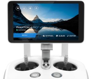 mando del drone FPV DJI Phantom 4 Pro V2.0