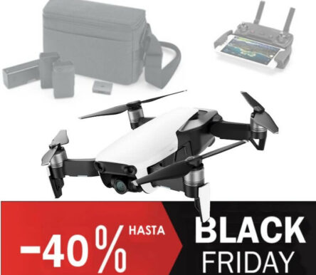 Dron DJI Mavic Air FM Precio Black Friday