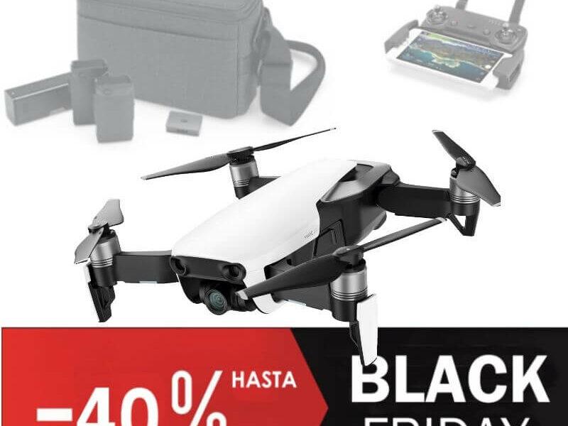 Dron DJI Mavic Air FM Precio Black Friday