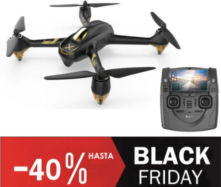 Dron FPV Hubsan H501S Descuento Black Friday