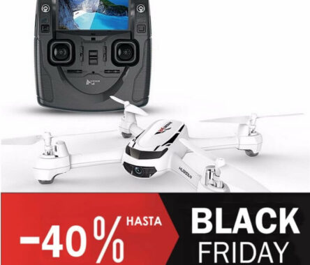 Dron Hubsan H502S Oferta Black Friday