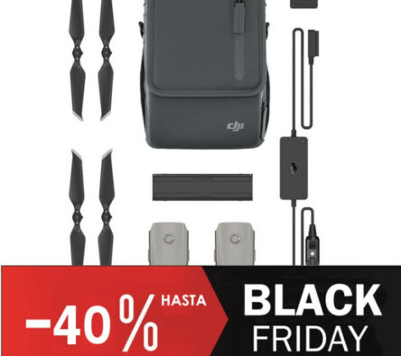 Kit dron DJI Mavic 2 Oferta Black Friday