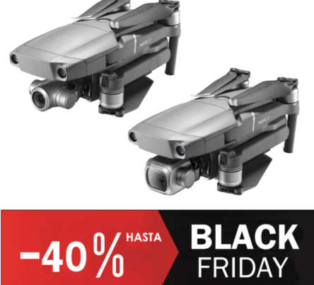 drones DJI Mavic 2 Oferta Black Friday