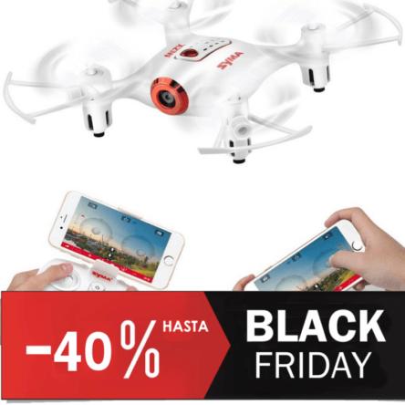 Black Friday Drones FPV Syma