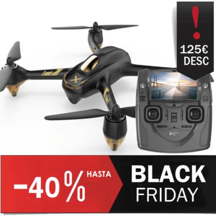 Dron Hubsan H501S Oferta Black Friday
