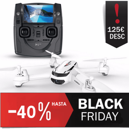 Drone Hubsan H502S Oferta Black Friday