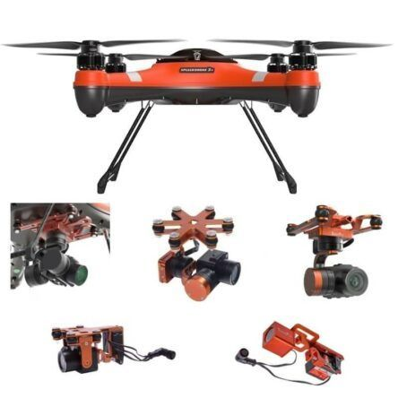 Drone Impermeable Splash Drone 3 plus