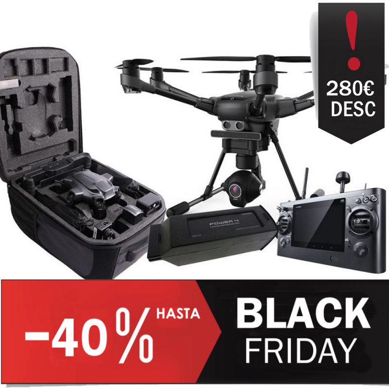 Drone Yuneec Typhoon H Pro Descuento Black Friday Friday