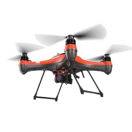 Splash Drone 3+ para rescate