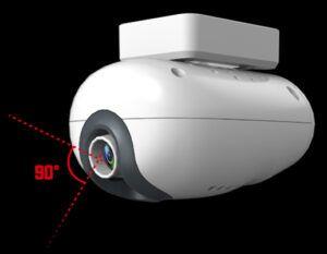 camara FPV Syma X8 Pro GPS GoPro