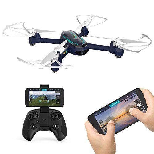cuadricoptero FPV GPS barato HUBSAN H216A X4 Desire Pro