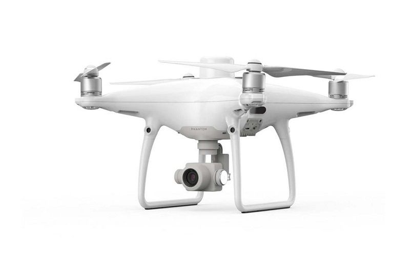 dron dji phantom 4 rtk para cartografia