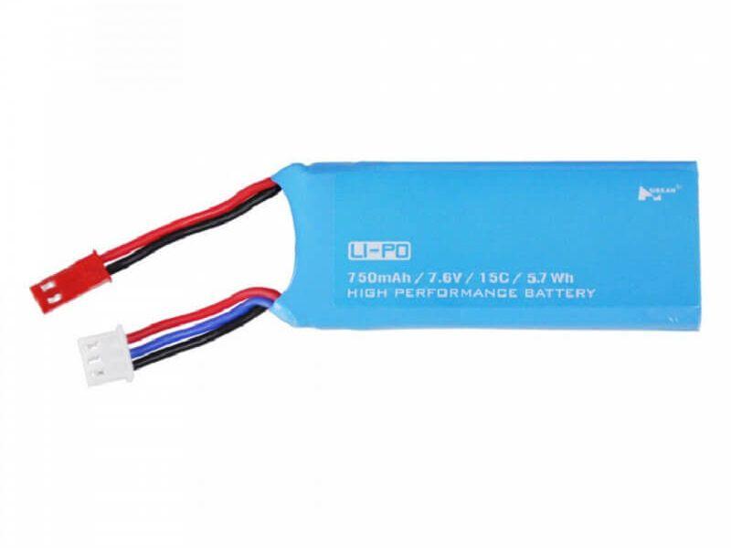 Bateria dron FPV Hubsan H216A