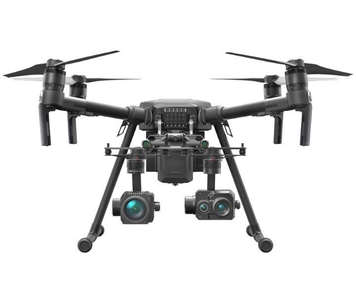 DJI M210 V2 cámaras dobles
