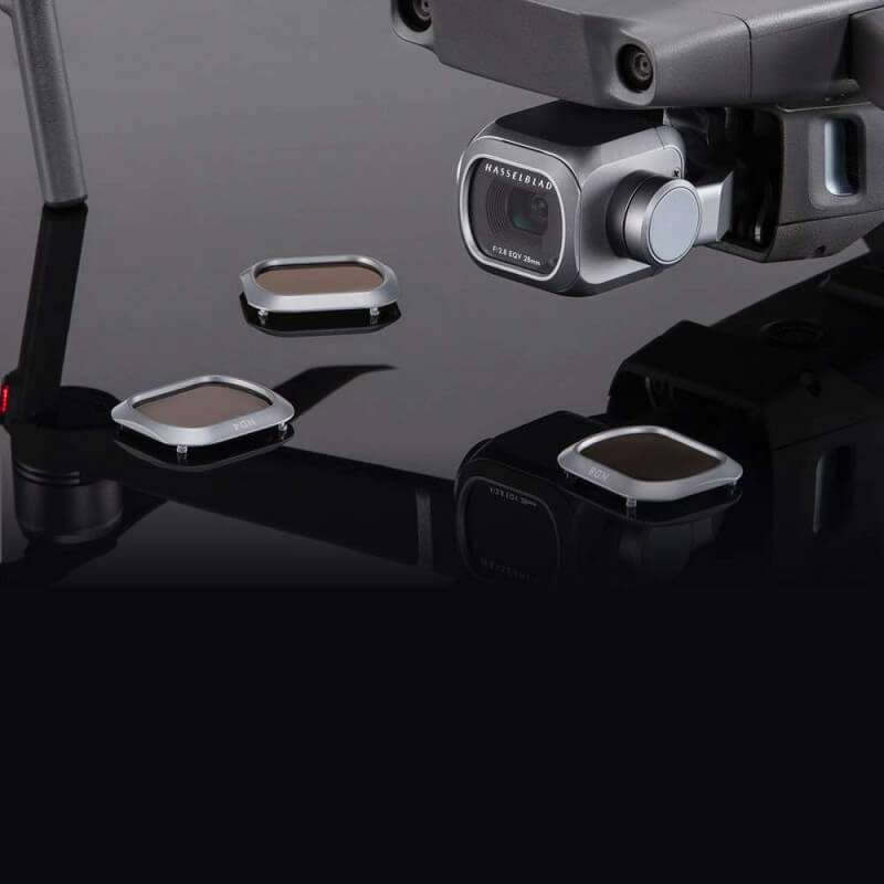 Filtros ND dron FPV DJI Mavic 2 PRO