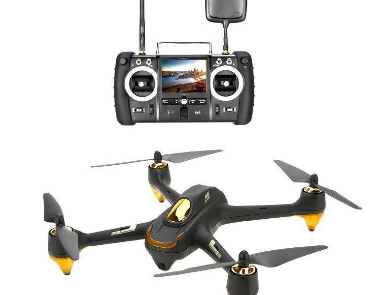 Drone Hubsan X4 H501S FPV GPS