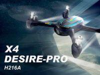 Drone Hubsan X4 H216A Desire Pro FPV GPS