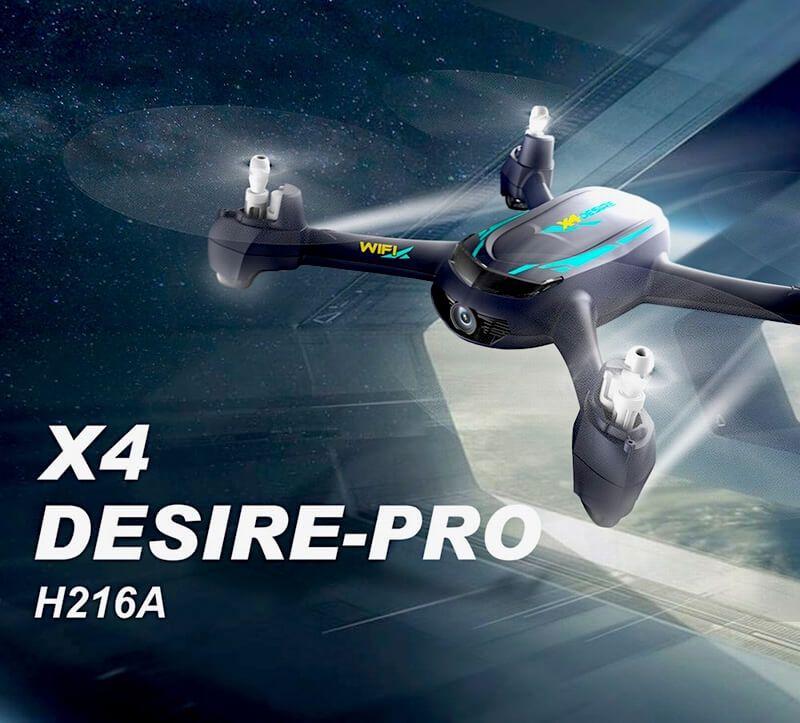 Hubsan X4 H216A FPV Full HD (1)