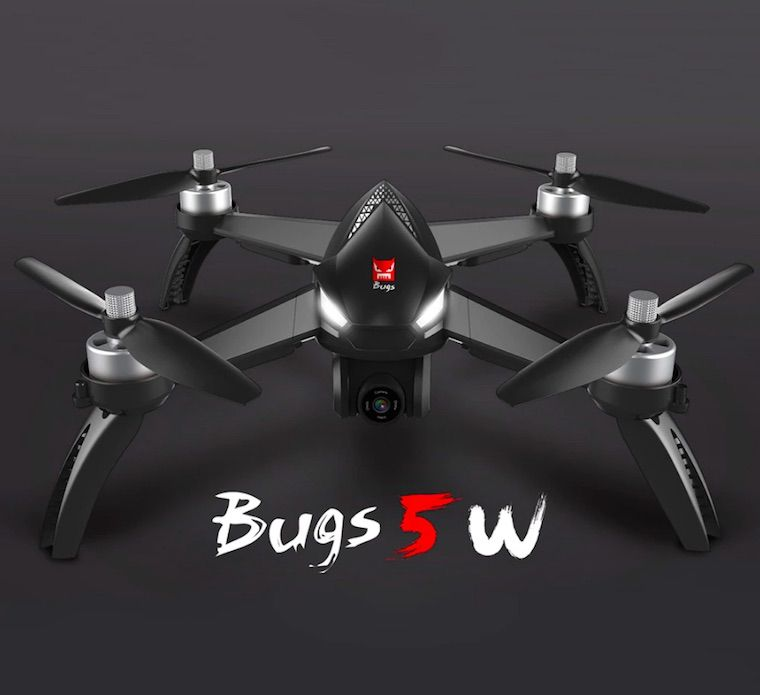 MJX Bugs 5W GPS y FPV