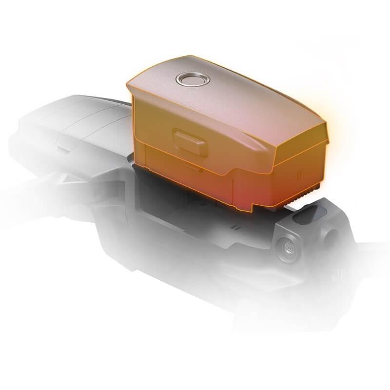 Mavic 2 Enterprise batería autocalentable